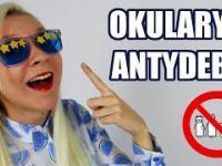 OKULARY ANTYDEBIL - Parodia Reklamy