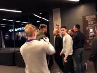 Conor McGregor robi awanturę w Nowym Yorku!