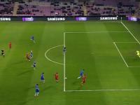 Komiczna symulka Ronaldo z Holandią