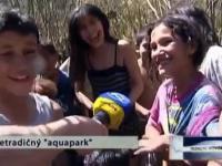 Cygański aquapark