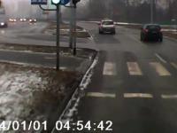 Wyrolowanie drogowego cwaniaka