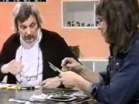 Terry Gilliam z Monty Pythona pokazuje, jak tworzył słynne animacje