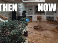 Detroit kiedyś i dziś.