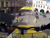 Groźny wypadek na Downhill City Tour Dual...