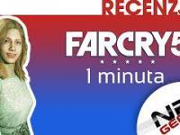 FarCry 5 recenzja 1 minutowa