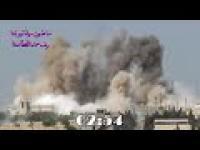 Syria bombardowanie-2017 rok-NAGRANIA