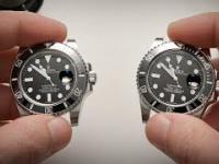 Czy jesteś w stanie powiedzieć, który Rolex to podróbka?