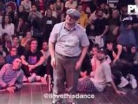 """Taniec z cyklu """"tego się nie spodziewałem"""""""