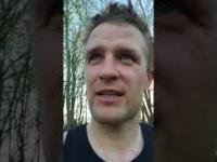 Rzeszów. Mieszkańcy przepędzali sportowca z trial parku na Olszynkach