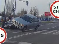 Stop Cham 156 - Niebezpieczne i chamskie sytuacje na drogach