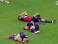 Węgierski futbol czerpie wzorce prosto z Ekstraklasy