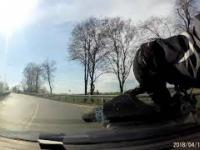 Uważaj, motocykle są wszędzie!