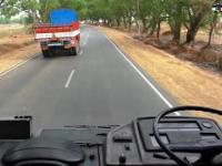 Jestem indyjskim autobusem.