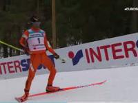 Wenezuelski biegacz na Mistrzostwach Świata