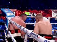 Tomasz Adamek wygrywa walkę