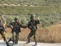 Reakcja izraelskich żołnierzy na strzelanie do ludzi