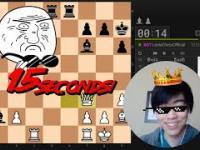 15-sekundowe szachy w wydaniu azjatyckim