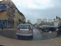Gdańsk - parkowanie z niespodzianką
