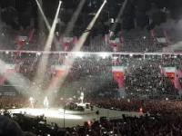 """Metallica zagrała """"Wehikuł czasu"""" zespołu Dżem podczas koncertu w Krakowie"""