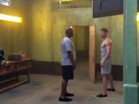 Mike Tyson policzkuje kickboksera w zaskakującym tempie