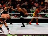Kto powiedział, że wrestling musi być udawany...