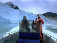 Dlaczego nie podpływać zbyt blisko lodowców