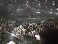 Weście Metaliica na scenę. Kraków 27.04