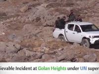 """Jak""""Niebieskie berety"""" ONZtu prowadzą na rzeź syryjskich policjantów"""