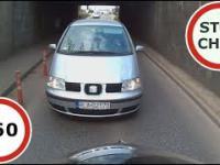 Stop Cham 160 - Niebezpieczne i chamskie sytuacje na drogach