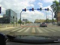 Szaleniec drogowy