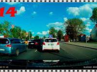 Szeryf w toyocie, czyli tak jeżdżą polscy kierowcy
