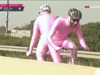 Niezwykły duet w Giro d