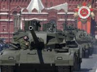 Moskiewska parada z okazji Dnia Zwycięstwa