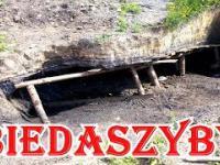 Amatorski materiał o biedaszybach w Wałbrzychu