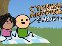 Oglądanie chmur - Cyanide & Happiness