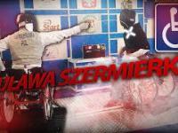 Szermierka na wózkach/ Wheelchair fencing