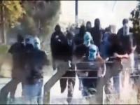 Pseudokibice zaatakowali piłkarzy i trenera Sportingu Lizbona podczas treningu