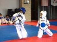 Najsłodsza walka taekwondo jaką widzieliście