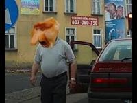 Oburzony Janusz drogowy