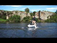 Nowy rodzaj roweru wodnego