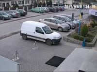 Kradzież roweru na oczach właścicielki