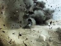 Jak to jest być pod ostrzałem artyleryjskim