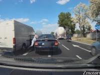 Polska Jazda 61 Niebezpieczne i chamskie zachowania na drogach