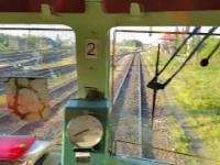 Jak działają wycieraczki na lokomotywie (EU07)