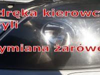 Udręka kierowcy, czyli wymiana żarówek