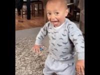 Maoryskie dziecko już dobrze wie, czym jest haka