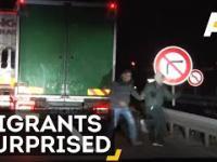 Niespodzianka w ciężarówce