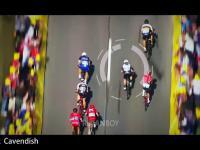 Jedne z najlepszych sprintów kolarskich
