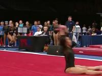Heteroseksualny mężczyzna komentuje gimnastykę artystyczną...
