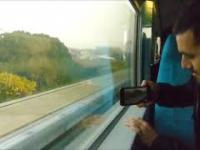 Podróż MagLevem z prędkością ponad 400 km/h